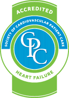Accredited Chest Pain Center with Heart Failure Care