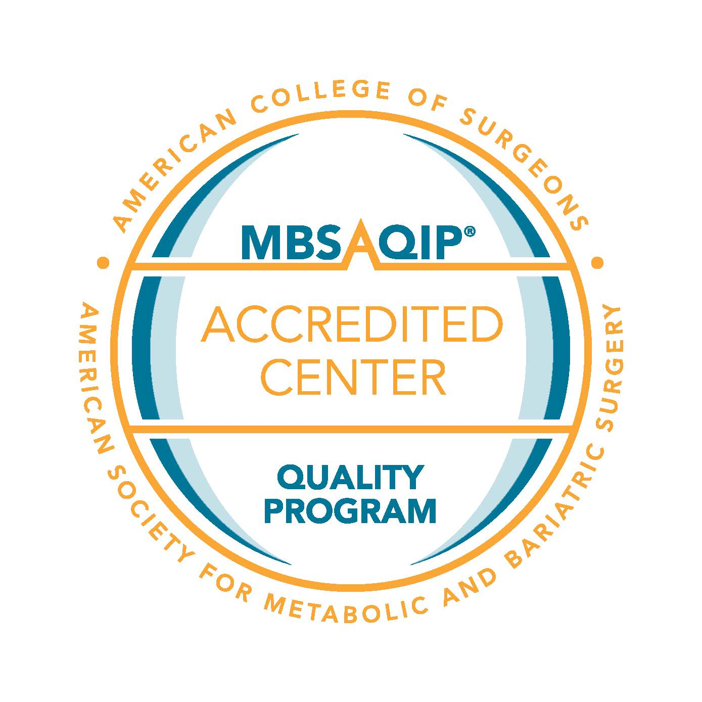 Metabolic and Bariatric Surgery Accreditation and Quality Improvement Program Seal
